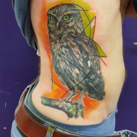 White Trash Tattoo Davy 11